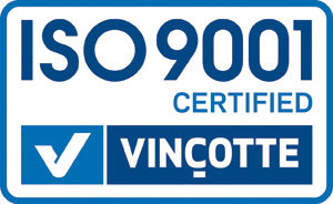CTEC is ISO 9001:2015 gecertificeerd